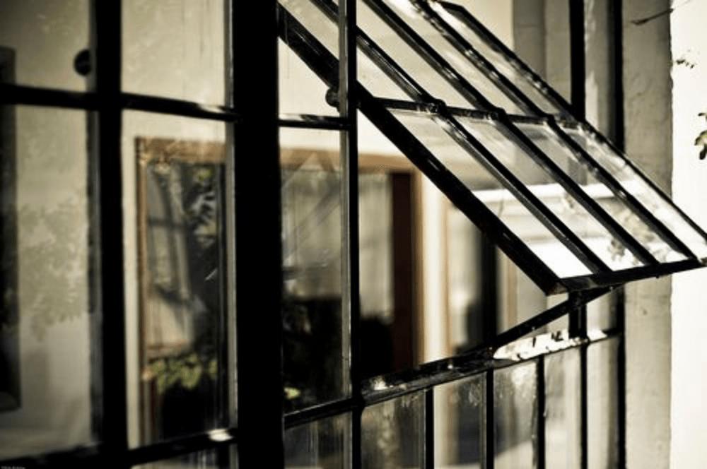 Calzar los vidrios según el tipo de bastidor