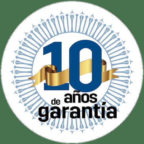 10 años de garantía Guardian Select