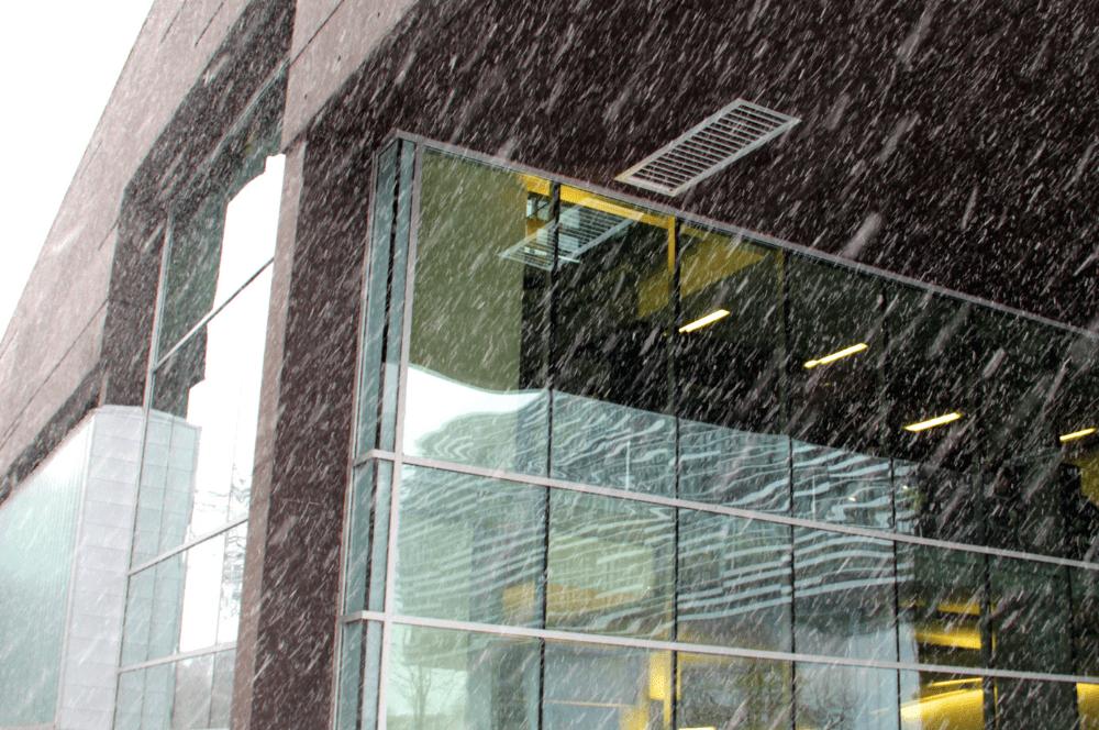 Aislamiento térmico de ventanas, aluminio y cristal Felman