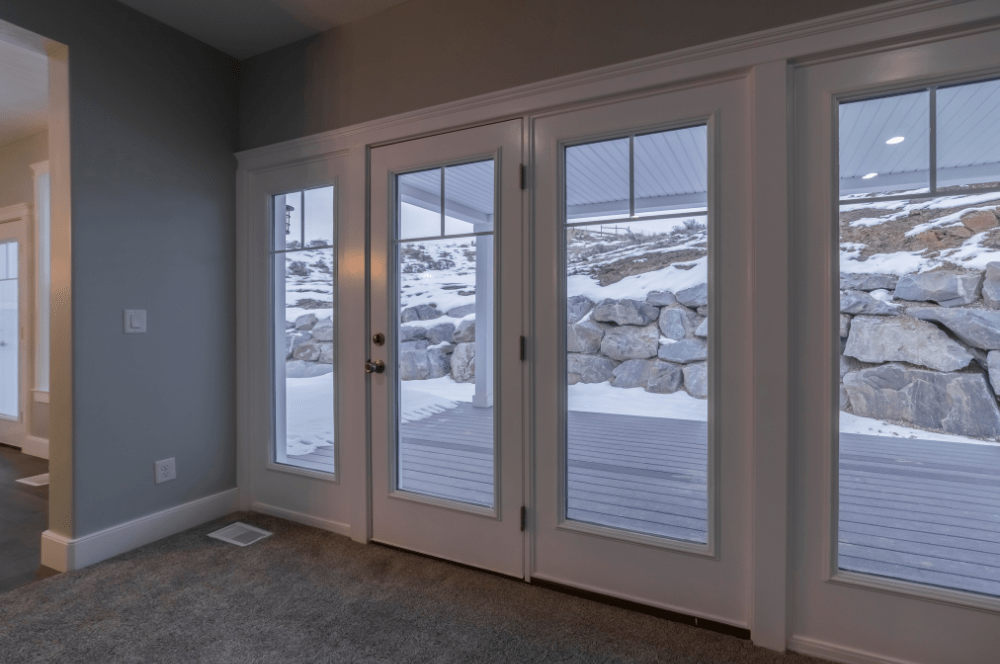 Aislamiento térmico de ventanas en Felman