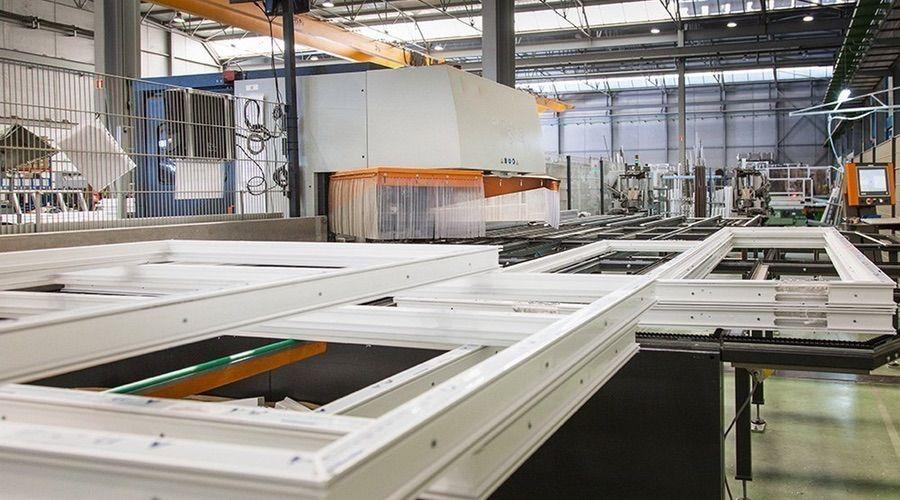 Fabricación ventanas PVC